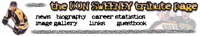 The Don Sweeney Tribute Page